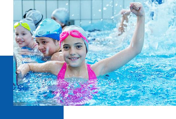 Κολυμβητήριο Για Παιδιά
